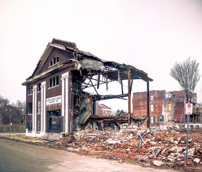 demolition of fourth baptist old north saint louis-1 small'